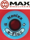 Konixx Eflux Wheelchair Sports Castor