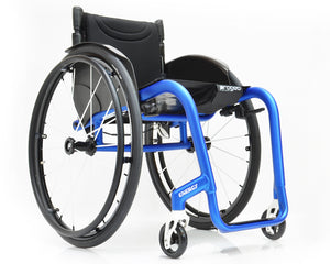 Progeo Joker Energy lightweight rigid wheelchair front