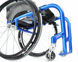 Progeo Joker Energy lightweight rigid wheelchair side