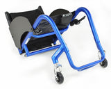 Progeo Joker Energy lightweight rigid wheelchair no wheels