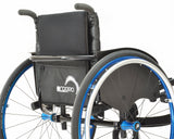 Progeo Joker R2 lightweight rigid wheelchair  back