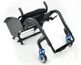 Progeo Joker R2 lightweight rigid wheelchair  folded