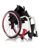Progeo Folding lightweight wheelchair Yoga folded wheels