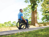 Smartdrive MX2 power wheelchair attachment