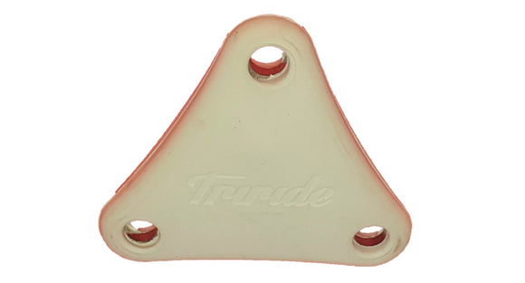 hand screws triangle for Triride attachment white