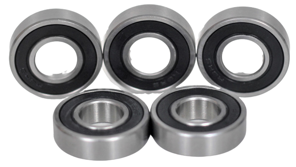 WHEELCHAIR BEARINGS FOR CASTOR WHEELS AXLES SPINDLES CASTOR HOUSING