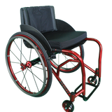Per4max shockwave suspension rigid wheelchair