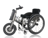 Triride base model power wheelchair attachment