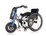 Triride special light manual wheelchair power assistance