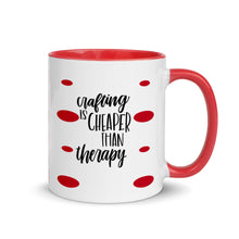 Load image into Gallery viewer, Craft mug, red mug