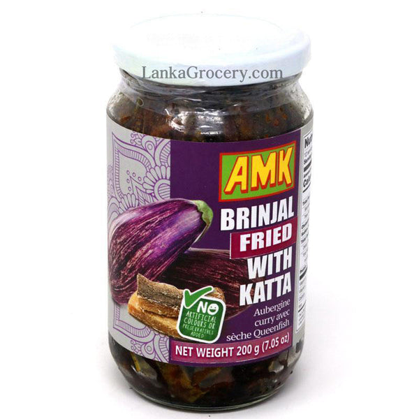 AMK Brinjal Fried With Katta 200g