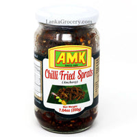 AMK Chilli Fried Sprats 200g