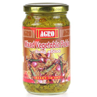 Agro Mixed Vegetable Pickle 350g