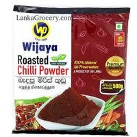 Wijaya Roasted Chilli Powder 500g