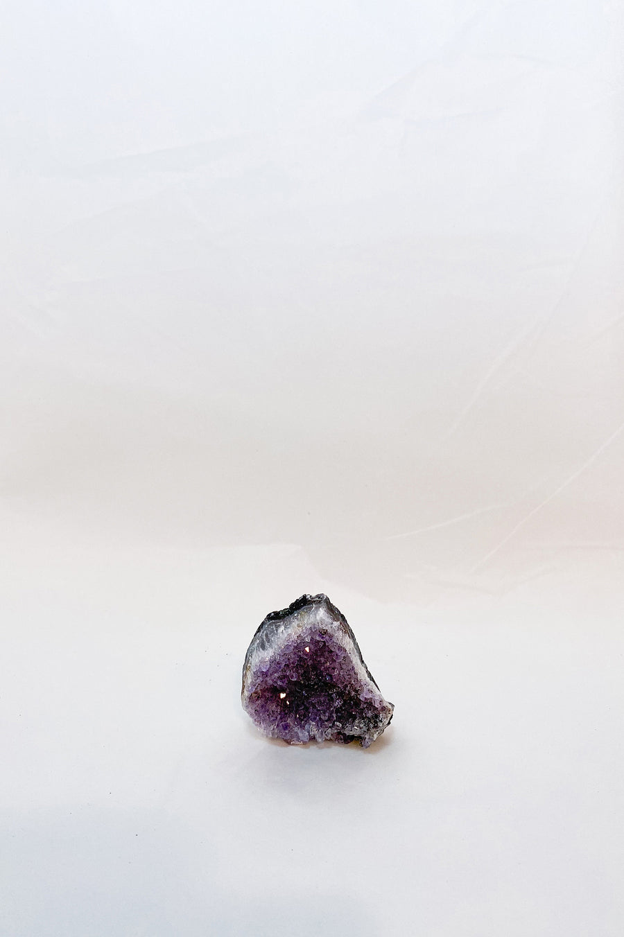 Amethyst Cluster Small 009