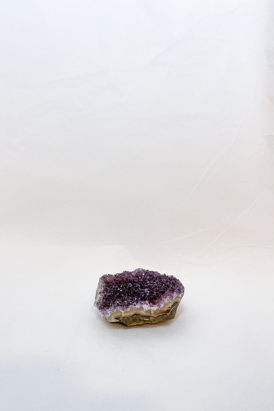 Amethyst Cluster Small 032