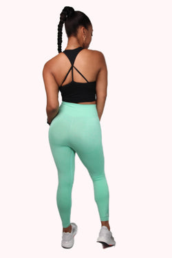 THRILL Medium Impact Strappy Sports Bra