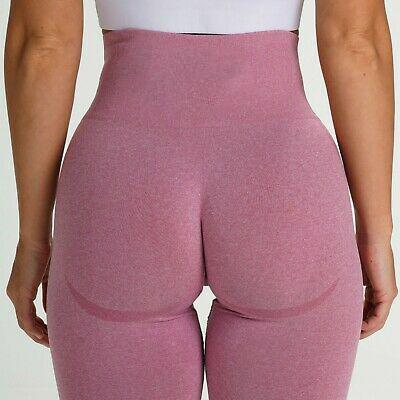 BOOM Seamless Leggings Pink