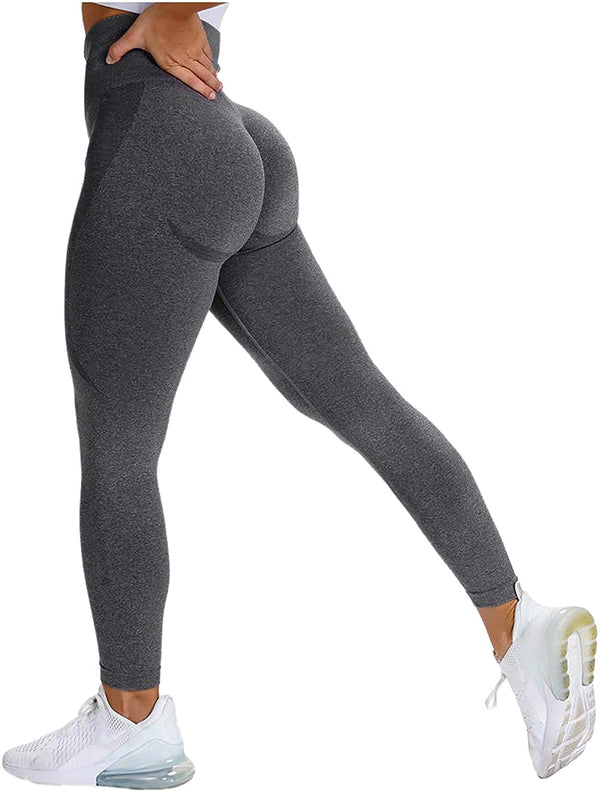 BOOM Seamless Leggings Grey