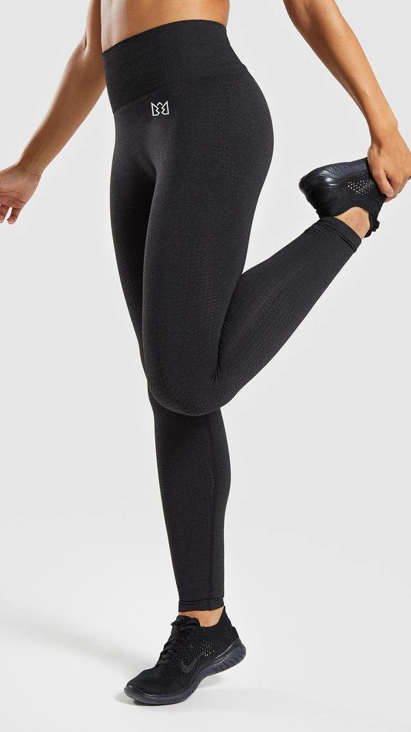 MOVE Seamless Leggings Black