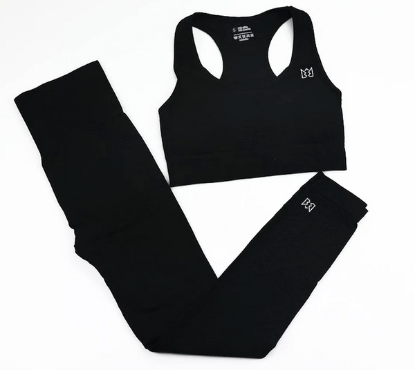MOVE Sports Bra Black