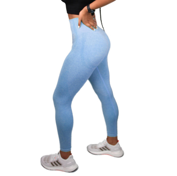 MOVE Seamless Leggings Blue