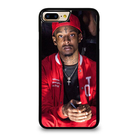 21 SAVAGE-iphone-7-plus-case