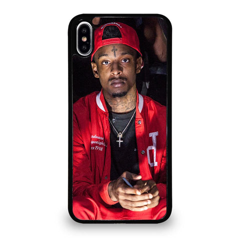 21 SAVAGE-iphone-xs-max-case