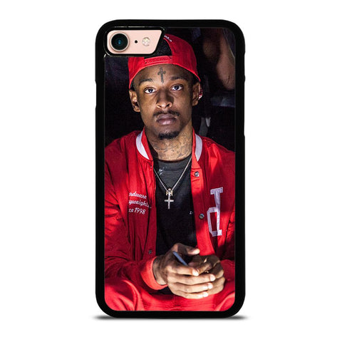 21 SAVAGE-iphone-8-case