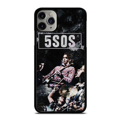 5 SECONDS OF SUMMER CONCERT iPhone 11 Pro Max Case