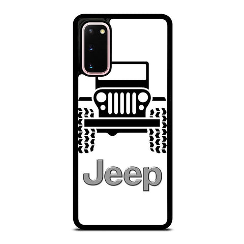 ABSTRACT JEEP Samsung Galaxy S20 Case