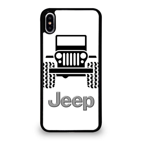 ABSTRACT JEEP-iphone-xs-max-case