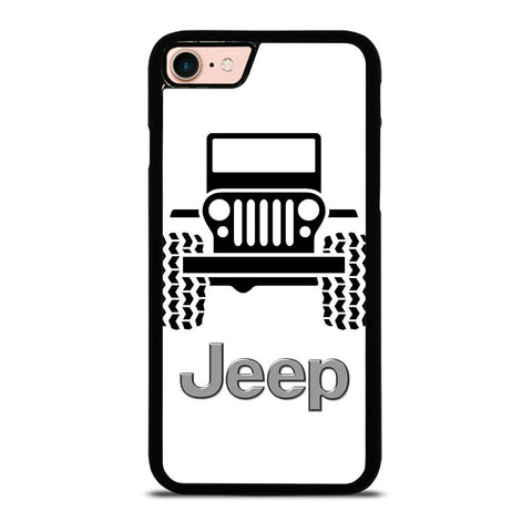 ABSTRACT JEEP-iphone-8-case