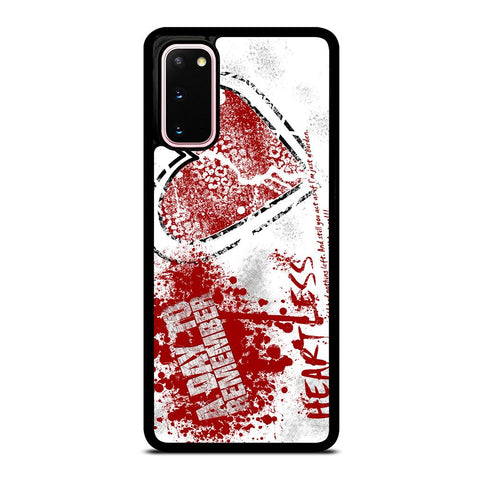 A DAY TO REMEMBER HEARTLESS Samsung Galaxy S20 Case