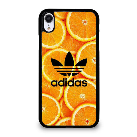 ADIDAS ORANGE-iphone-xr-case