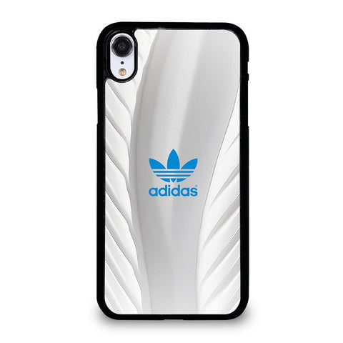 ADIDAS WHITE-iphone-xr-case