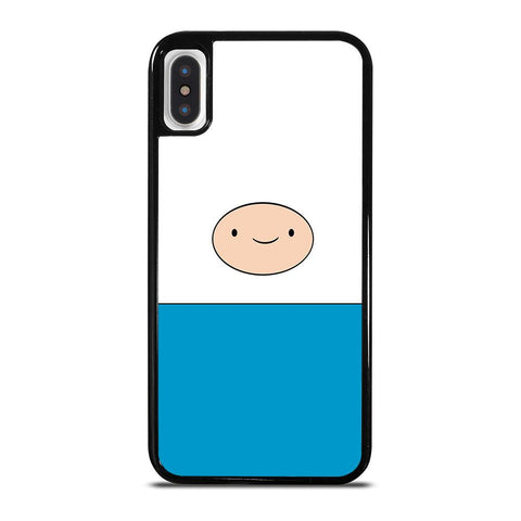 ADVENTURE TIME VIN FLAT iPhone X / XS Case