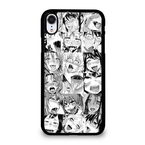 AHEGAO PERVERT MANGA-iphone-xr-case