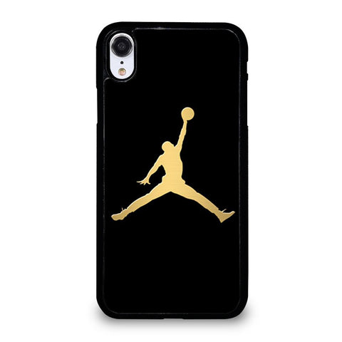 AIR JORDAN IN BLACK-iphone-xr-case
