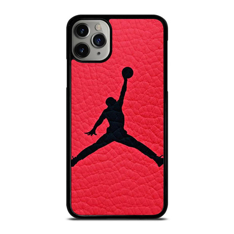 AIR JORDAN LOGO-iphone-11-pro-max-case