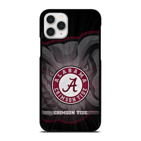 ALABAMA CRIMSON TIDE LOGO-iphone-11-pro-case