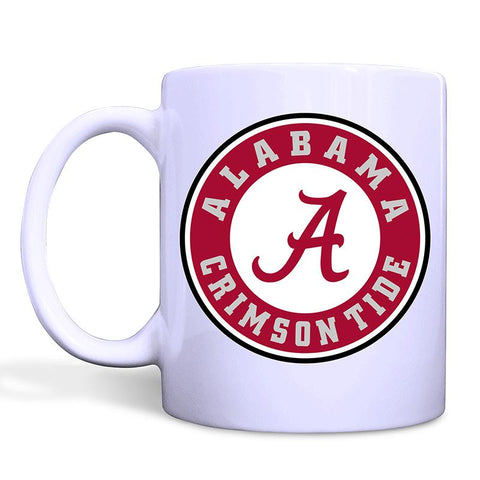 ALABAMA FOOTBALL LOGO Mug