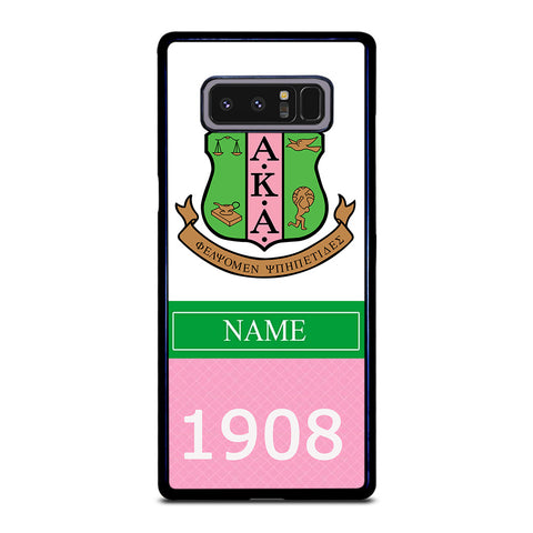 ALPHA KAPPA ALPHA 1908 Samsung Galaxy Note 8 Case