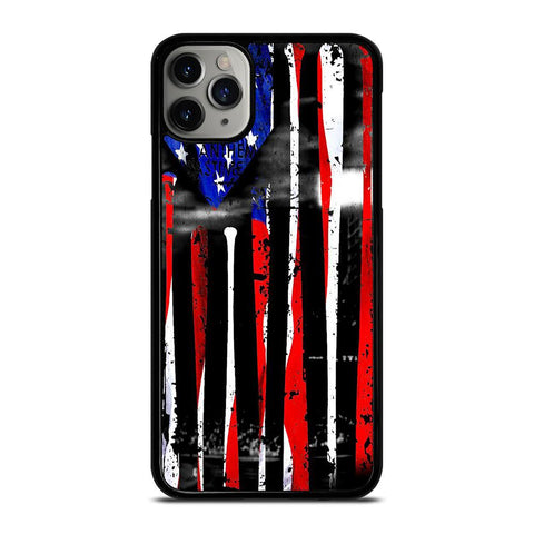 AMERICAN FLAG BASEBALL FIELD iPhone 11 Pro Max Case