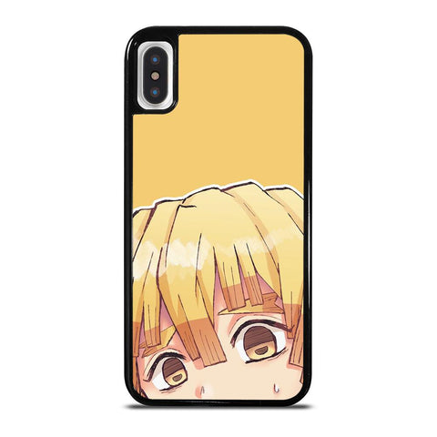 ANIME DEMON HUNTER KIMETSU NO YAIBA SHUIGETSU  iPhone X / XS Case