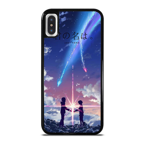 ANIME MOVIE YOUR NAME KIMI NO NAMAE WA SPARKLING COMET iPhone X / XS Case