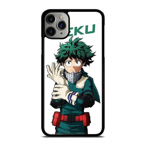 ANIME MY HERO ACADEMIA DEKU iPhone 11 Pro Max Case