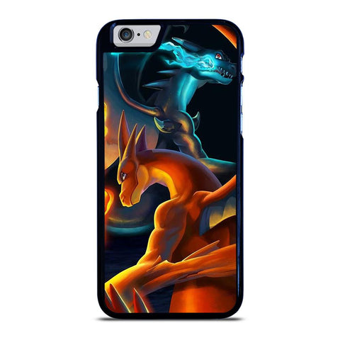 ANIME POKEMON CHARIZARD MEGA EVOLUTION iPhone 6 / 6S Case