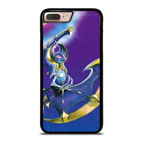 ANIME POKEMON DUN AND MOON LUNALA iPhone 8 Plus Case