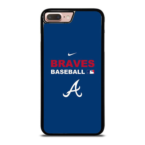 ATALANTA BRAVES BASEBALL LOGO iPhone 8 Plus Case